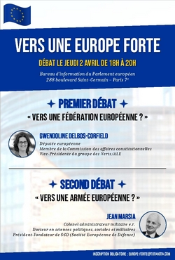 Vers une Europe forte